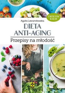 Dieta anti-aging książka