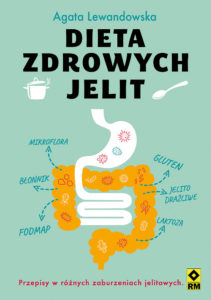 Dieta zdrowych jelit książka