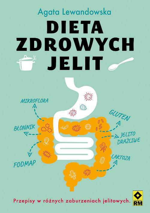 Dieta w zaburzeniach jelitowych - książka