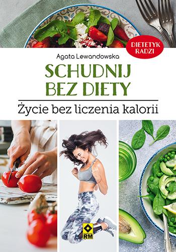 książka schudnij bez diety