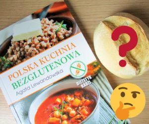 Książka o diecie bezglutenowej