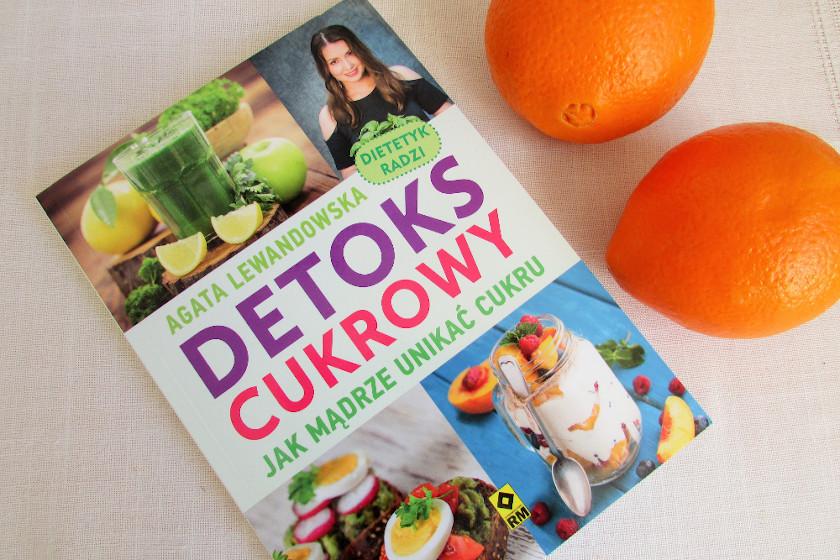 detoks cukrowy - jadłospis i przepisy