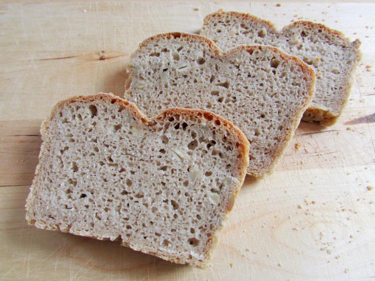 pieczenie chleba w domu