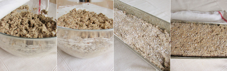 przepis na chleb pełnoziarnisty na zakwasie