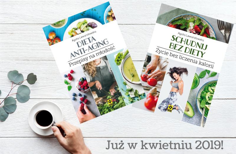 Książki o odchudzaniu i diecie dla urody