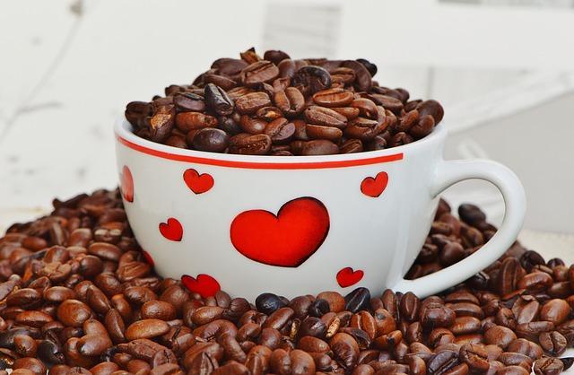 czy kawa jest zdrowa dla serca