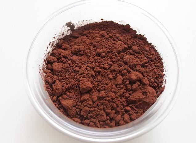 sproszkowane kakao surowe
