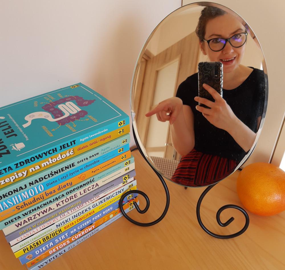 agata lewandowska książki