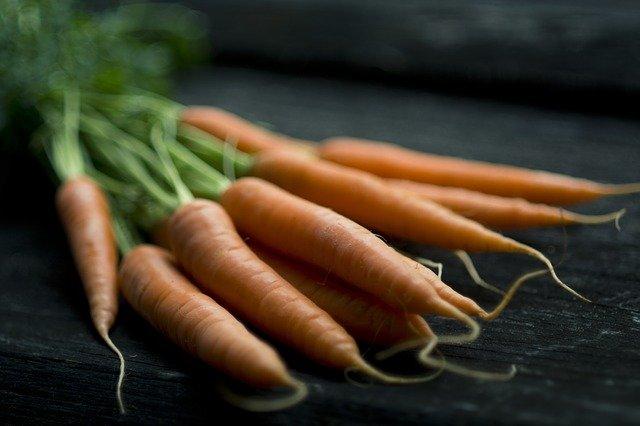 indeks glikemiczny marchewki